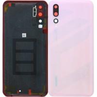 Huawei P20 Pro (CLT-L09/ CLT-L29) Battery Cover - Pink Gold