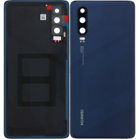 Huawei P30 (ELE-L29) Battery Cover - Black