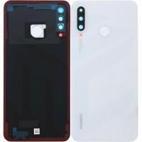 Huawei P30 Lite (MAR-LX1M) Battery Cover (48MP) - Pearl White