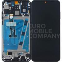 Huawei P30 Lite (MAR-LX1M) Display + Touchscreen + Frame - Black