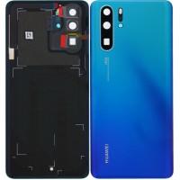 Huawei P30 Pro (VOG-L29) Battery Cover - Aurora Blue 02352PGL