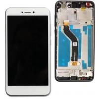 Huawei P8 Lite 2017 (PRA-L21) Display + Touchscreen + Frame - White