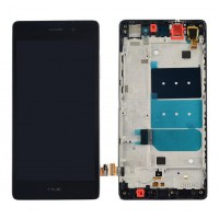 Huawei P8 Lite (ALE-21) Display+Digitizer+Frame - Black