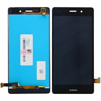 Huawei P8 Lite (ALE-21) LCD + Touchscreen Complete - Black