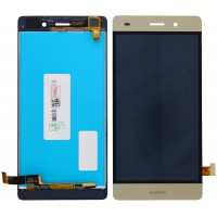 Huawei P8 Lite (ALE-21) Display + Digitizer Complete - Gold