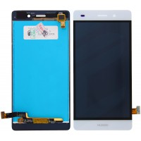 Huawei P8 Lite (ALE-21) Display + Digitizer Complete - White