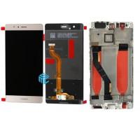 Huawei P9 (EVA-L09/ EVA-L19) LCD+Touchscreen+Frame - Gold