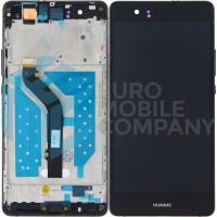 Huawei P9 Lite (VNS-L21/ VNS-L31) Display Complete + Frame - Black