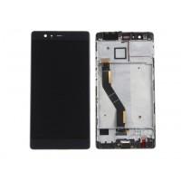 Huawei P9 Plus (VIE-L09/ VIE-L29) Display + Digitizer + Frame - Black