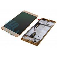 Huawei P9 Plus (VIE-L09/ VIE-L29) Display + Digitizer + Frame - Gold