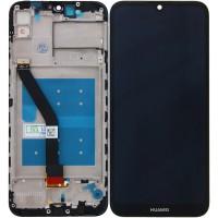 Huawei Y6 2019 (MRD-LX1) Display + Digitizer + Frame - Black
