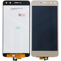 Huawei Y5 2017 (MYA-L22) LCD + Touchscreen Complete - Gold