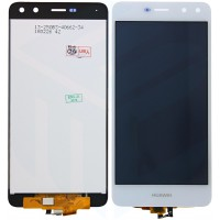 Huawei Y5 2017 (MYA-L22) LCD + Touchscreen Complete - White