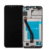 Huawei Y6-2018/Y6 Prime-2018 Display+Digitizer +Frame - Black