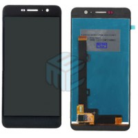 Huawei Y6 (SCL-L31/ SCL-L21) Display+Touchschreen+Frame - Black