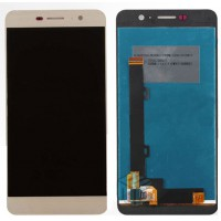 Huawei Y6 (SCL-L31/ SCL-L21) Display+Touchschreen - Gold