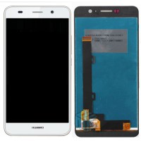 Huawei Y6 (SCL-L31/ SCL-L21) Display+Touchschreen - White