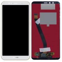Huawei Y9-2018 Display + Digitizer - Gold