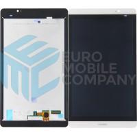Huawei MediaPad M2 8.0 LCD + Digitizer Complete - White