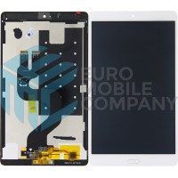 Huawei MediaPad M3 8.4 LCD + Digitizer Complete - White
