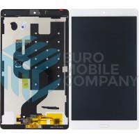 Huawei MediaPad M3 8.4 Display + Digitizer Complete - White