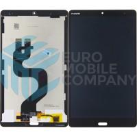 Huawei MediaPad M5 8.4 Display + Digitizer Complete - Black