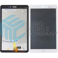 Huawei MediaPad T1 8.0 LCD + Digitizer Complete - White