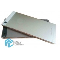 Replacement Battery Cover For Huawei P8 -  Silver