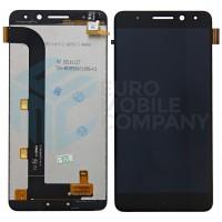 General Mobile GM5 Plus Display + touchscreen - Black