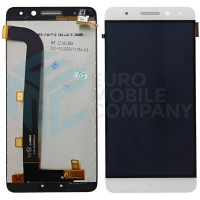 General Mobile GM5 Plus Display + touchscreen - White