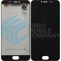 General Mobile GM6 Display + Digitizer - Black
