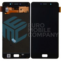 Lenovo P2 LCD + Touchscreen Complete - Black