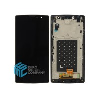 LG Magna LCD + Touch Module - Black
