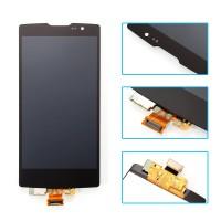 LG Spirit LCD+Touchscreen - Black