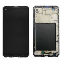 LG V20 Display+Digitizer+Frame  - Black