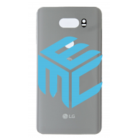 LG V30 Battery Cover - Silver
