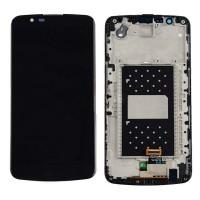 LG K10 (K420N) LCD Complete - Black