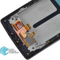 LG G Flex 2 LCD + Digtizer Complete - Black