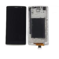 LG G4 Stylus LCD + Digitizer + Frame - Black