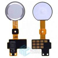 LG G5 (H850) Home Button Flex - Silver