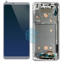 Lg G6 Display Complete + Frame - Blue