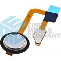 LG G6 (H870) Fingerprint Sensor Flex - White