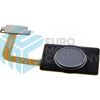 LG G7 ThinQ (G710EM) Fingerprint Sensor - Platinum Grey