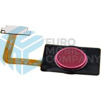 LG G7 ThinQ (G710EM) Fingerprint Sensor - Raspberry Rose