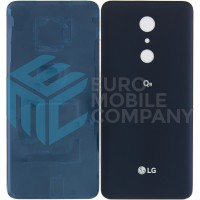 LG Q9 Battery Cover - Black