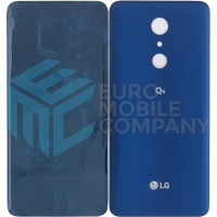 LG Q9 Battery Cover - Blue