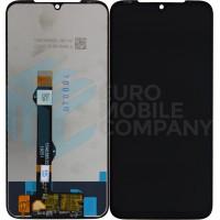 Motorola Moto G8 Plus (XT2019) Display + Digitizer Complete - Black