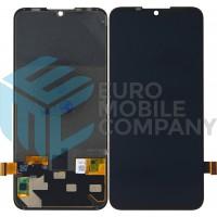 Motorola One Zoom (XT2010) LCD + Digitizer Complete - Black