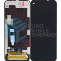 Motorola One Vision (XT1970-1) LCD + Digitizer Complete - Black