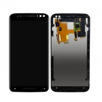 Motorola Moto X Style Display+Touchscherm+Frame - Black